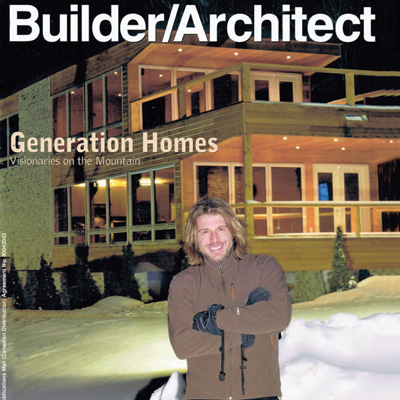 Builder Architect February 2009