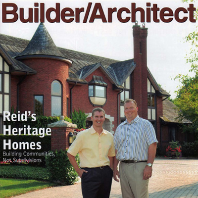 Builder Architect October 2007